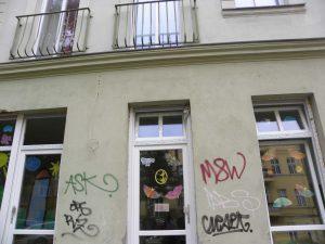 Pflicht zur Entfernung von Graffitis als AGB?
