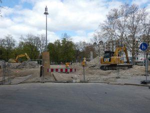 Die Voraussetzung für eine Minderung wegen einer Baustelle auf dem Nachbargrundstück