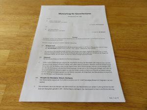 commercial tenancy law